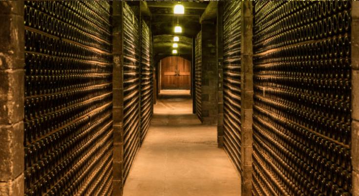 Schramsberg winery